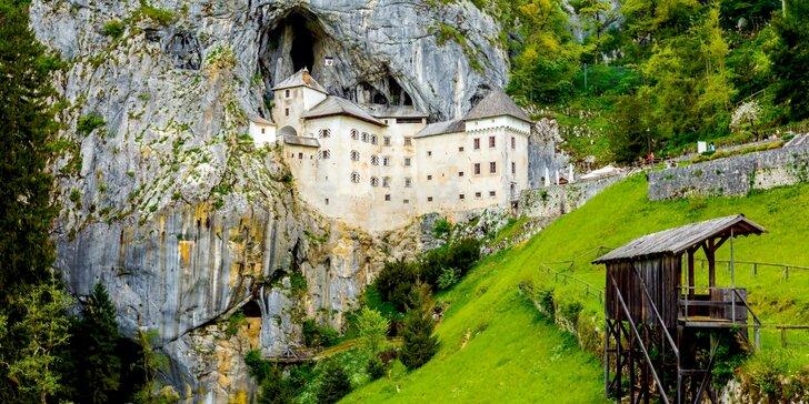 Krásy a história Slovinska s návštevou Škocjanskej jaskyne a Piranu