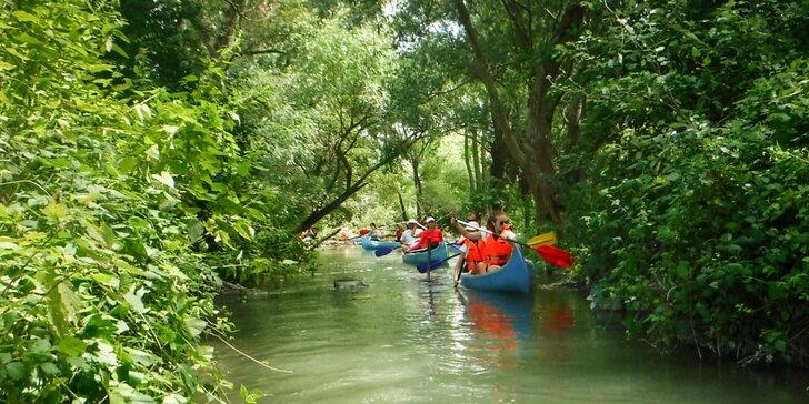 Vzrušujúce vodné túry aj so sprievodcom: Každá streda - mokrá streda!
