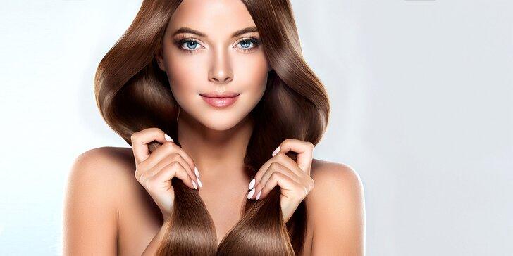 Vlasy husté, dlhé a zdravé vďaka brazílskemu keratínu Cocochoco či predĺženiu vlasov