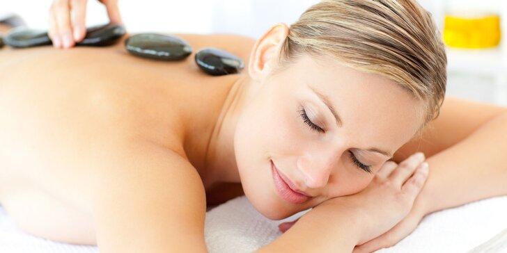 Až 6 druhov profesionálnych masáží pre zdravé a oddýchnuté telo