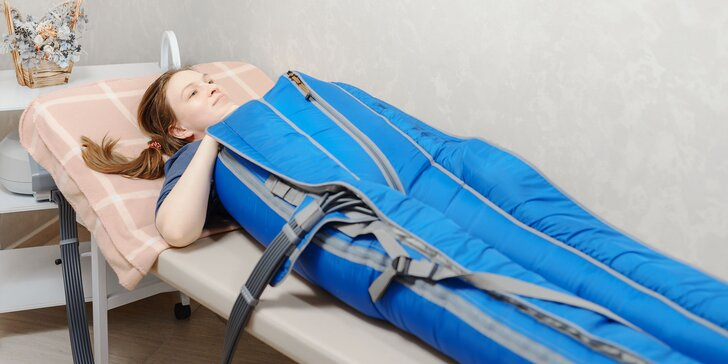 Prístrojová lymfodrenáž: uľavte svojim nohám i celému telu!