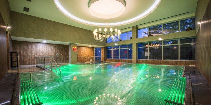 Kúpeľný pobyt s procedúrami a lekárskou prehliadkou v obľúbených kúpeľoch Nimnica