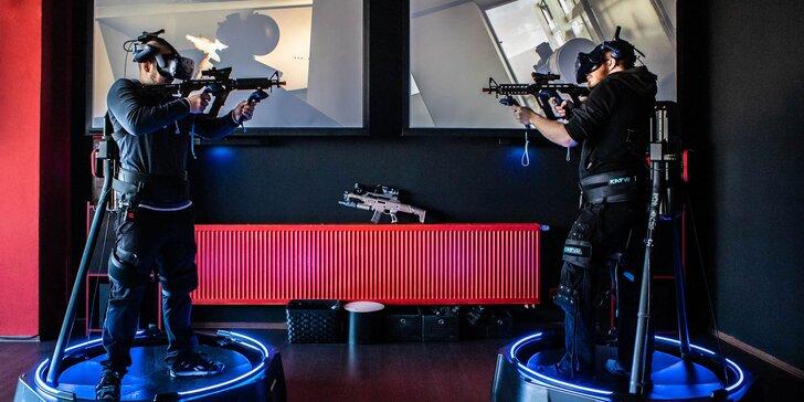 VR Zone: dobrodružstvo vo virtuálnej realite!