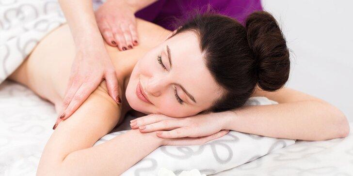 Jedinečné masážne balíčky podľa výberu. Relaxujte v Hoteli Apollo****!
