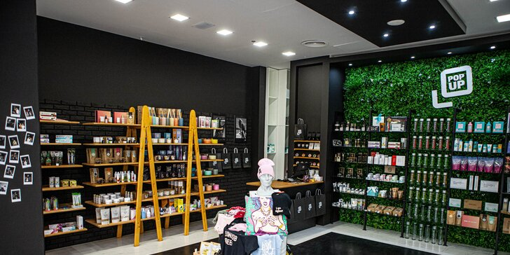 Pop Up Store - Aupark Bratislava