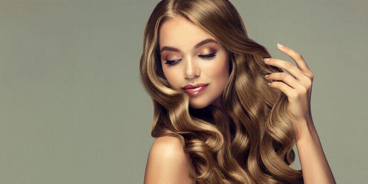 Priveďte vaše vlasy do dokonalosti vďaka strihu, farbeniu, melíru alebo balayage