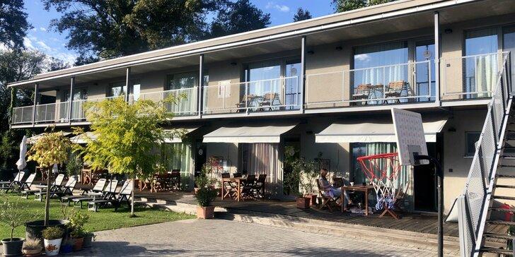 Dovolenka v štýlových apartmánoch v prímorskom dizajne so vstupom do saunového sveta Heinola