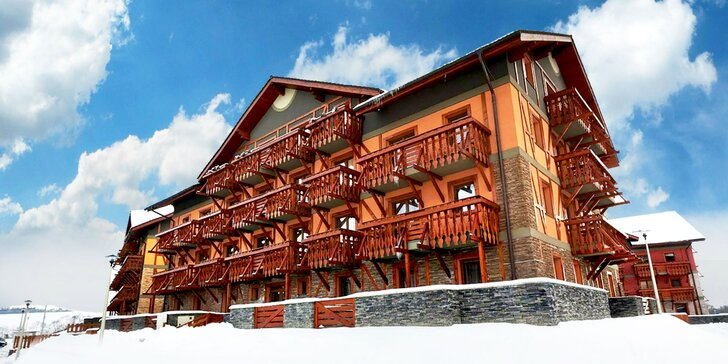 Nezabudnuteľná dovolenka v jedinečných apartmánoch Tatragolf Mountain Resort