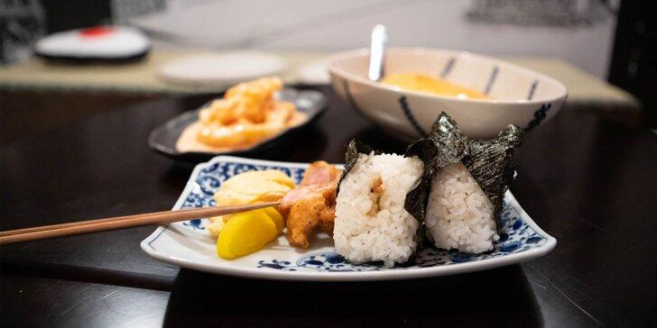 Omusuby: obľúbený japonský fastfood konečne aj v Bratislave!