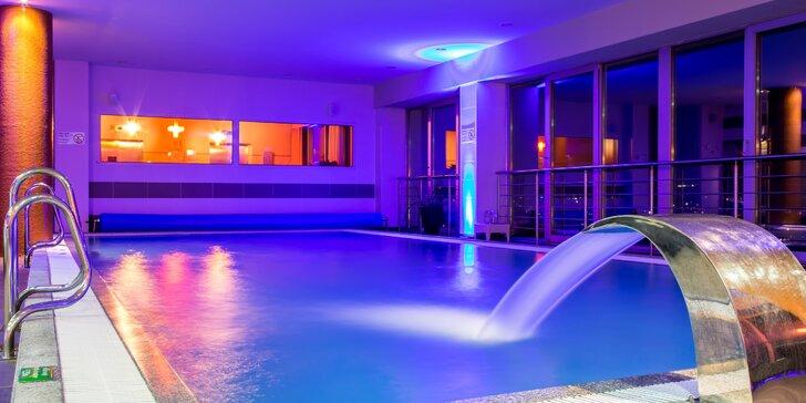 Silvestrovský pobyt s každodenným wellness a silvestrovským hudobným programom v modernom hoteli HOLIDAY INN Žilina****