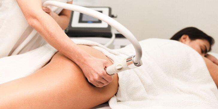 Slim Wave: zoštíhlenie tváre, krku a dekoltu alebo masáž tela proti celulitíde