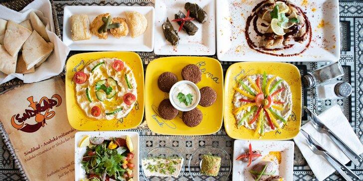 Ako chutí exotika? Zistite to s veľkou misou arabských špecialít