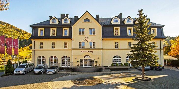Nádherná príroda Sliezskych Beskýd: hotel s polpenziou a wellness