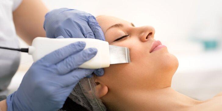 Mikrodermabrázia, ultrazvuk či hydratačné ošetrenie pleti v Beauty by Verony