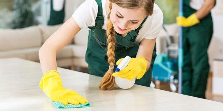 Kompletné upratovanie vašej domácnosti