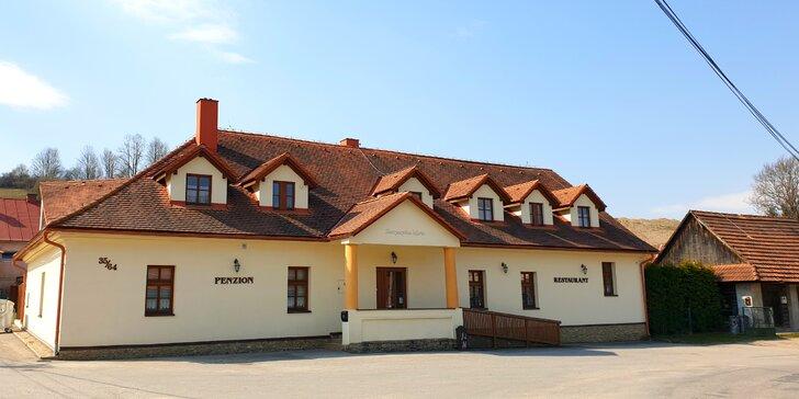 Pobyt na Orave v historickom penzióne Zemianska Kúria so vstupom do aquaparku