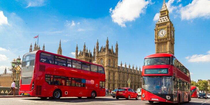 Londýn, Oxford, Stonehenge - zájazd s ubytovaním a raňajkami