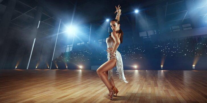 Latino tanečný kurz pre všetky ženy v troch mestských častiach Bratislavy