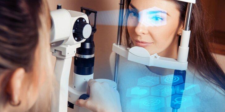 Bezbolestná laserová operácia oboch očí v zdravotníckom centre PANMED!
