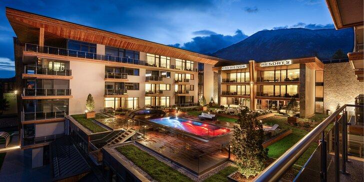 Hrebienok Resort: ubytovanie v luxusných apartmánoch s rôznymi zľavami