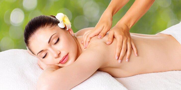 Darčekové poukazy na masáže v Relax & beauty centre Pali
