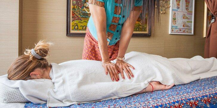 Výber z thajských masáží pre maximálne uvoľnenie v Žiline