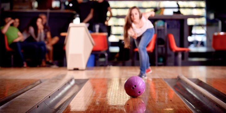 Bowling pre celú partiu – cez týždeň aj cez víkend