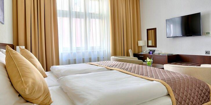 Kúpeľný pobyt aj s procedúrou v Pro Patria Ensana Health Spa Hoteli priamo v srdci piešťanského Kúpeľného ostrova