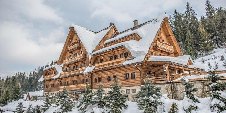 Rodinný pobyt s neobmedzeným wellness, špičkovou kuchyňou, lyžovačkou na Veľkej Rači a ďalšími aktivitami v horskom prostredí