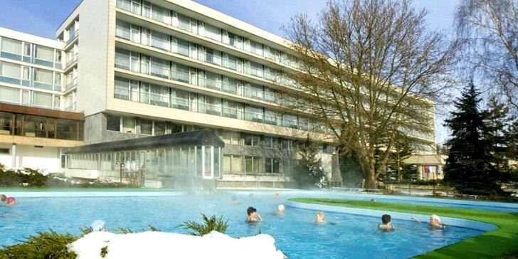 Kúpeľný Relax v Splendid Ensana Health Spa Hotel*** v kúpeľných Piešťanoch