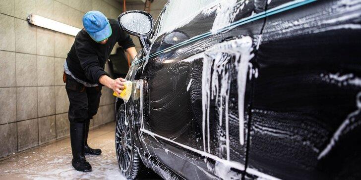Umývanie exteriéru aj interiéru auta v Autopionier: otvorené aj v sobotu!
