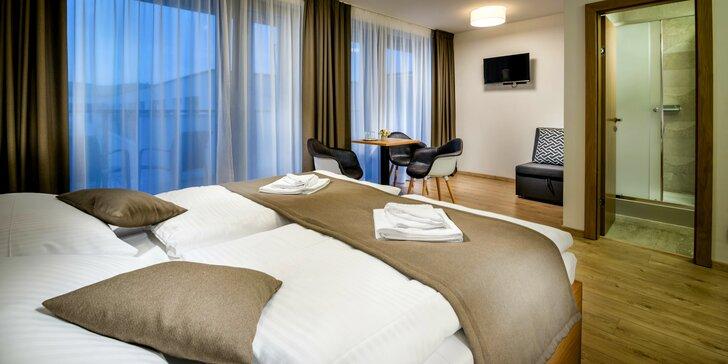 Pobyt v Jánskej Doline s wellness pre páry aj rodiny v apartmánoch Moravica***