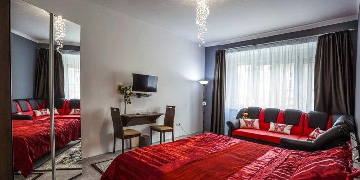 Luxusné apartmány v Bratislave pre jednotlivca, pár i partiu kamarátov - Petržalka alebo Staré mesto