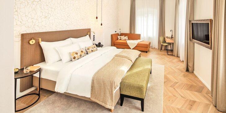 Objavte čaro Českého Krumlova - pobyt v krásnom hoteli v centre mesta, bohaté bufetové raňajky