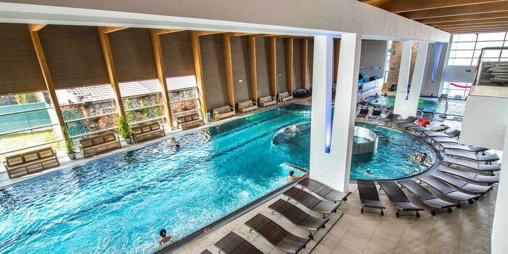 Pobyt so vstupom do Aquapark Trnava v Hoteli SPECTRUM***