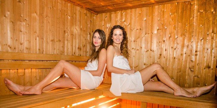 Romantika a súkromie vo wellness centre Penzióna Raki
