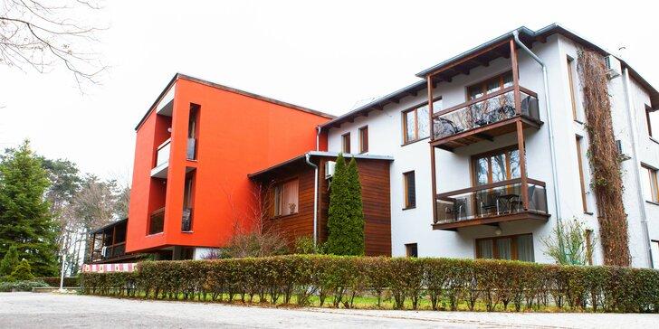 Relaxačný pobyt v Piešťanoch - panoramatický výhľad, privátne wellness centrum a chutná polpenzia