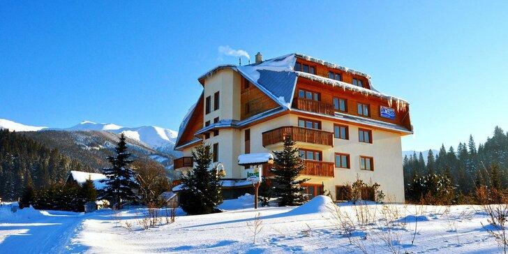 Priestorovo komfortné apartmány v Zuberci: v okolí hory, lyžiarske strediská i termálne pramene