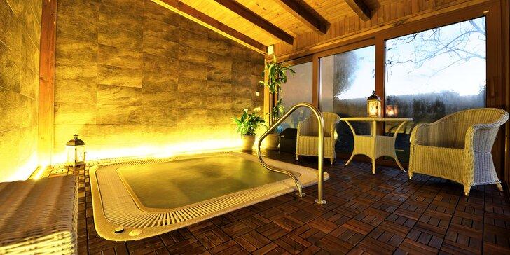 Úžasný pobyt v Hoteli Malvázia**** s wellness, rozsiahlym areálom s parkom a jazerom