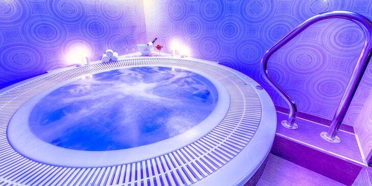 Vstup do wellness hotela MIRAJ Resort ****