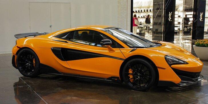 Aj pre tých najnáročnejších extra luxus jazda Rolls Roys Wraith, Mclaren S570 a Lamborghini Huracan
