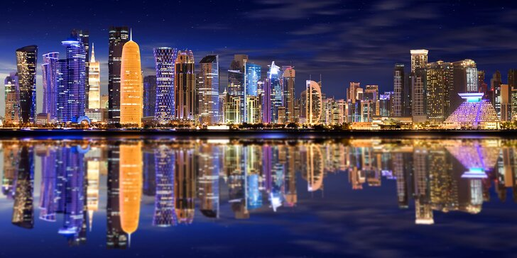 Luxusný odpočinok v Katare: 4-11 nocí v 5* rezorte s plnou penziou a bazénom