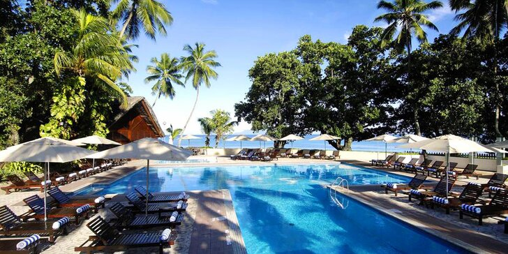 Pravá exotika na Seychelách: 6-10 nocí v 3* rezorte s polpenziou a bazénom