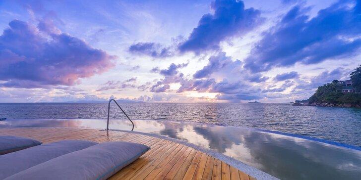 Dokonalý relax na Seychelách: 6-10 nocí v 4* rezorte s polpenziou a 2 bazénmi