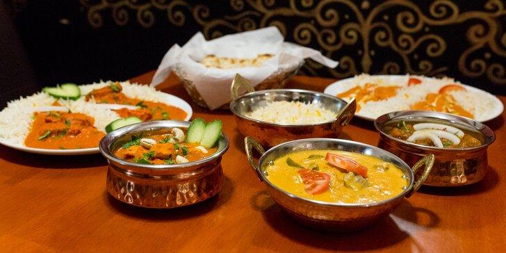 Indické špeciality v novootvorenej reštaurácii v centre Košíc