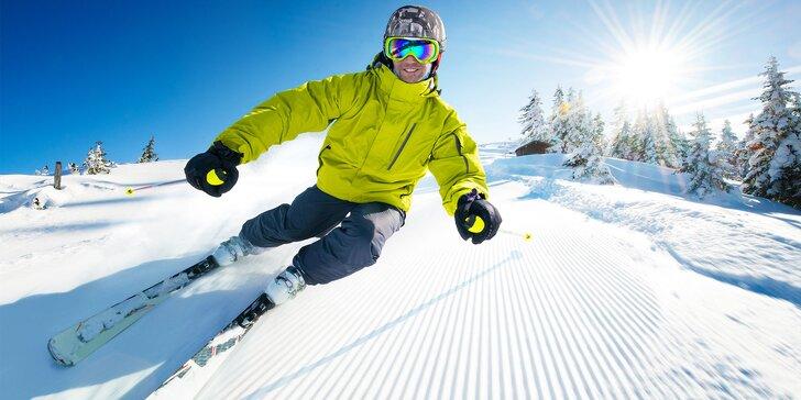 Celodenné testovanie lyží alebo snowboardov značky ROSSIGNOL vo Vrátnej doline