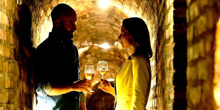 Zážitky v podzemnom meste vína: prehliadka, piknik či jazzový koncert vo Valtickom podzemí