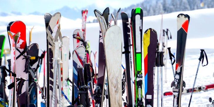 Požičanie kompletného výstroja na zimné športy v SKIRENTAL Štrbské Pleso