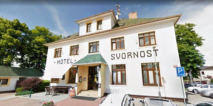 3 dni v Prahe s raňajkami v Hoteli Svornost