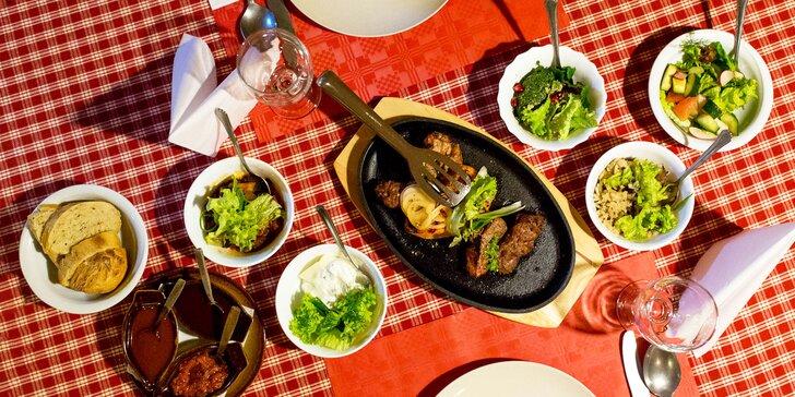 Spoznajte gruzínsku kuchyňu vďaka degustačnému menu
